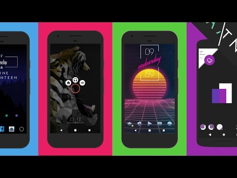 5 AMAZING Android Set Ups #1