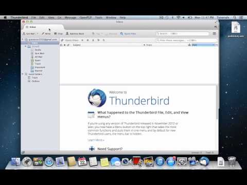 How to Encrypt your Emails on MAC OS X