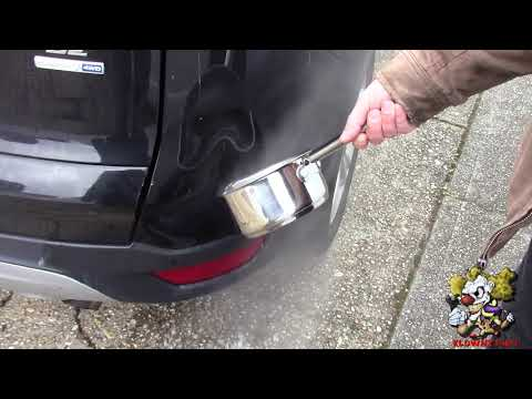 How to Fix a Car Dent with Hot Water - EASY DIY!!!
