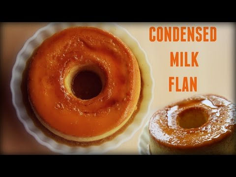 Condensed Milk Flan | Easy Dessert Recipe