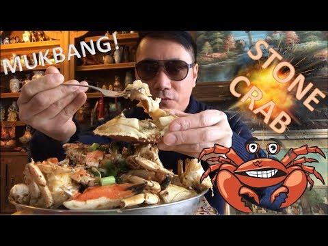 Stone Crab Mukbang
