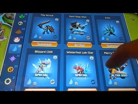 All Skylanders upgraded to Level 15 in Lost Islands