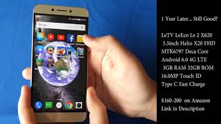 Letv Leeco Le 2 Long Term Use Review, China phones worth it?