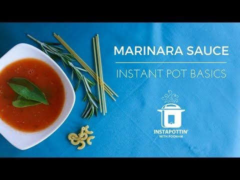 Instant Pot Marinara Sauce | Episode 026