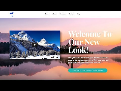 How To Make A WordPress Website 2018