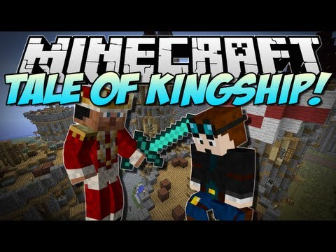 Minecraft | TALE OF KINGSHIP! (Tale of Kingdoms 2!) | Mod Showcase [1.5.2]