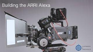 ARRI Alexa Camera Build