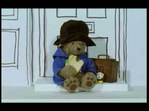Paddington Bear Marmite TV Commercial