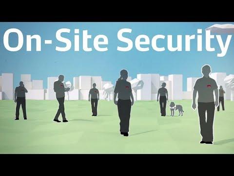 Securitas UK On-site Security