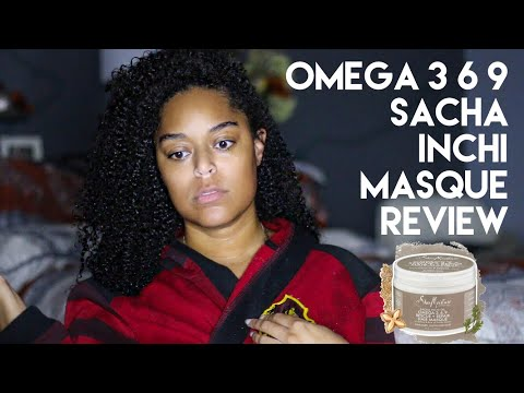 SHEA MOISTURE SACHA INCHI MASQUE REVIEW | Danielle Renée