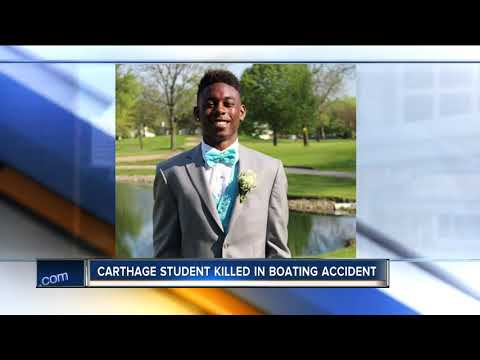 Whitewater drowning victim identified as Carthage student