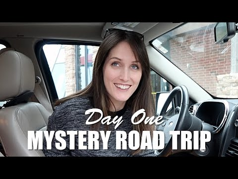 Guess Where We're Headed! - Route 66 Road Trip | 1