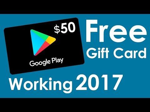 How To Get Free Gift Cards ,Google Play Gift Card, iTunes, psn 2017 No cydia, No jailbreak