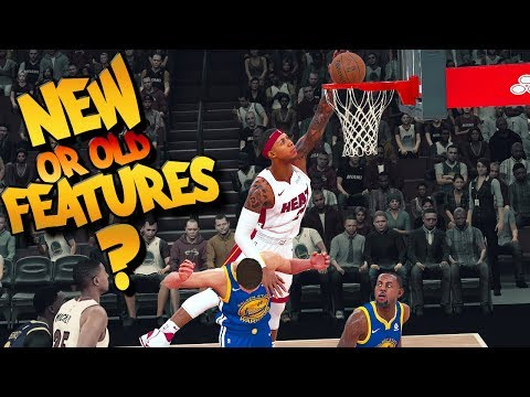 Something HUGE Coming To NBA 2K19? NEW or OLD Features? - NBA 2K18 Park & Pro Am