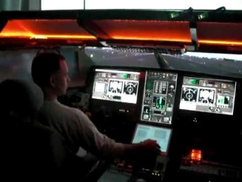 Ultimate Affordable Homebuilt DIY Flight Simulator Cockpit from SimSamurai.com