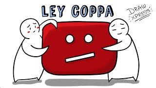 LEY COPPA: ¿CÓMO AFECTARÁ A YOUTUBE? | Draw My Life