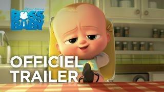 The Boss Baby | Officiel trailer #2 | Danmark