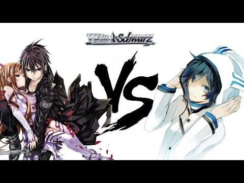 Weiss Schwarz: 08-06-2014 Treasure Chest Weekly Finals Match SAO vs. Devil Survivor 2