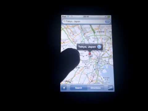 สาธิตวิธีการใช้งาน Google Street view บน iOS
