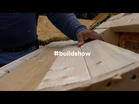 How to - Framing a Curved Roof With Bendable Plywood
