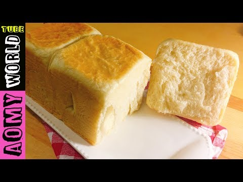 BEST Japanese Hokkaido Milk Bread by Hand | Soft & Fluffy & Moist Bread |