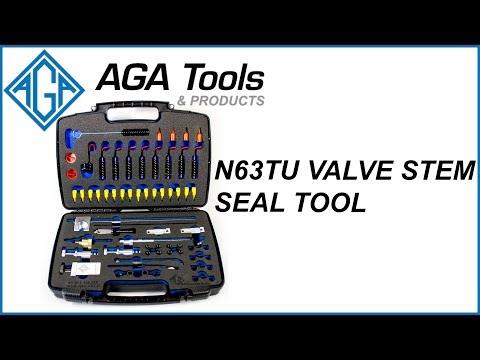AGA N63TU Valve Stem Seal Tool