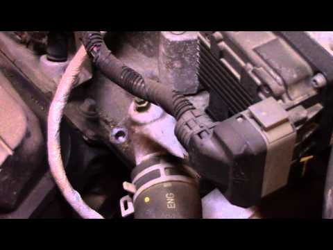2006 Buick Lucerne Thermostat replacement