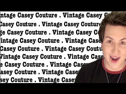 Vintage Clips of CaseyCouture604 - #HOTMESS