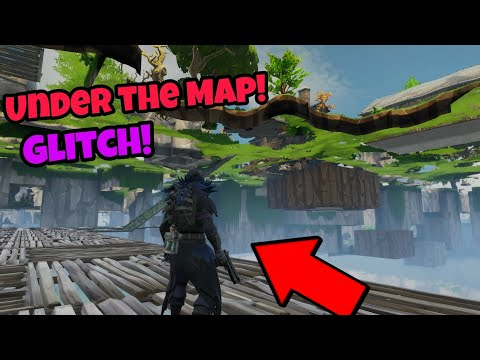 Fortnite Season 4 Glitches (After update) Under the map Glitch PS4/Xbox one 2018