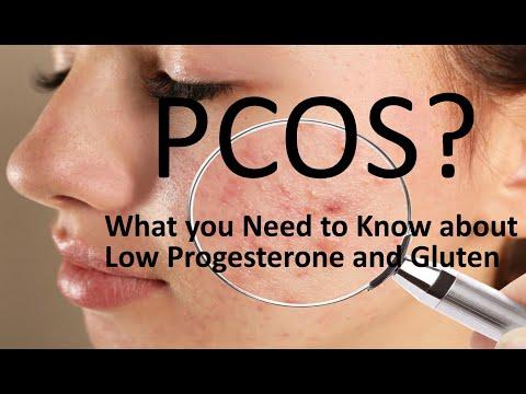 Low Progesterone- PCOS- Gluten Sensitivity| DrHagmeyer