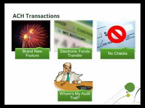 ACH Remittance Advice