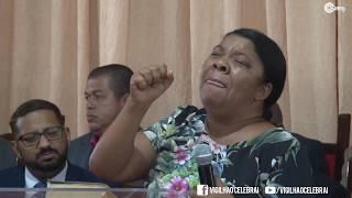 Missionária .Zete  Alves - ANIVERSÁRIO DO JOEL CELEBRAI ( Quinta Profética )