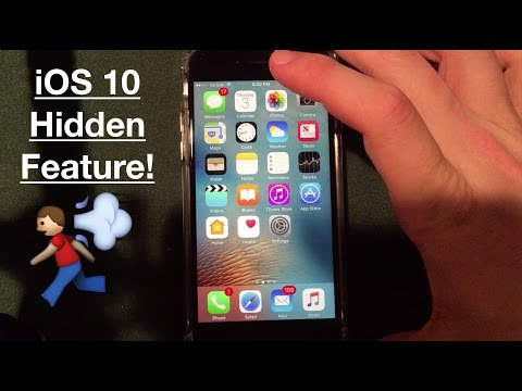 Hidden iOS 10 Feature: Speed Up iPhone 7 Animations, DOUBLE SPEED!