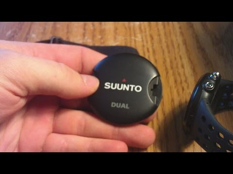 Suunto Heart Rate Monitor Belt Review