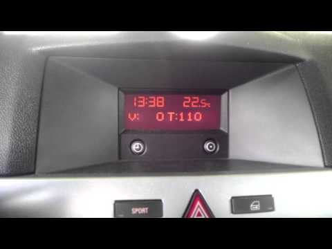 Astra H 1.6 16v Z16XEP working temperature