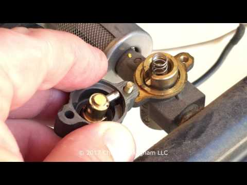 Cleaning & Lubricating Weber Gas Grill Valves - TVWGG - virtualwebergasgrill.com