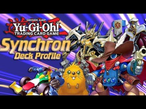 Yugioh Synchron Deck Profile