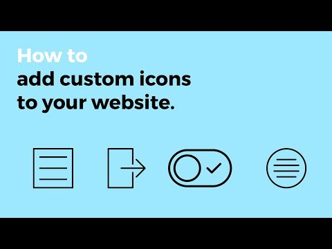 V2 - Adding a Custom Icon to Your Website
