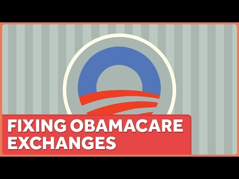 How to Fix Obamacare's Marketplaces