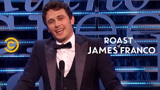 Roast of James Franco - Franco