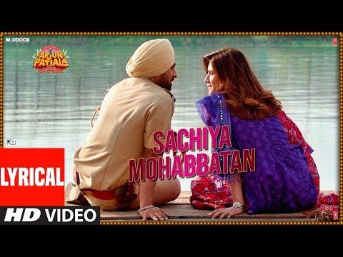 Xxx Mp4 LYRICAL Sachiya Mohabbatan Arjun Patiala Diljit Dosanjh Kriti S Sachet Tandon Sachin Jigar 3gp Sex