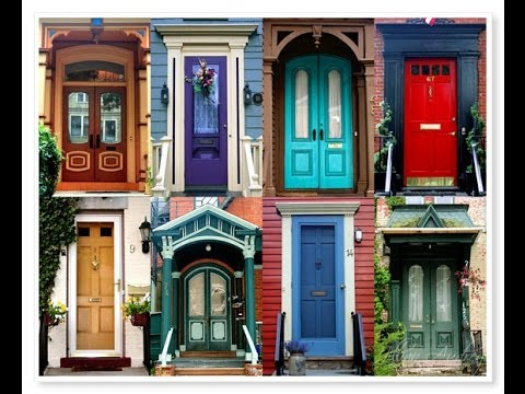Paint Your Front Door - Colorful Ideas To Increase Your Curb Appeal