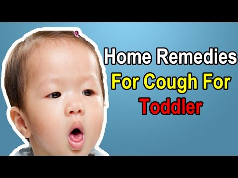 Home Remedies For cough For Toddler | Homemade Remedies For Cough For Infants