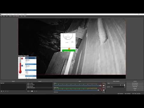 How to stream from a IP camera to YouTube in detail
