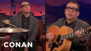 Download Fred Armisen Tells Jokes Only Musicians Will Understand - CONAN on TBS Video