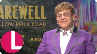 Sir Elton John Is Ready to Retire From Touring but He
