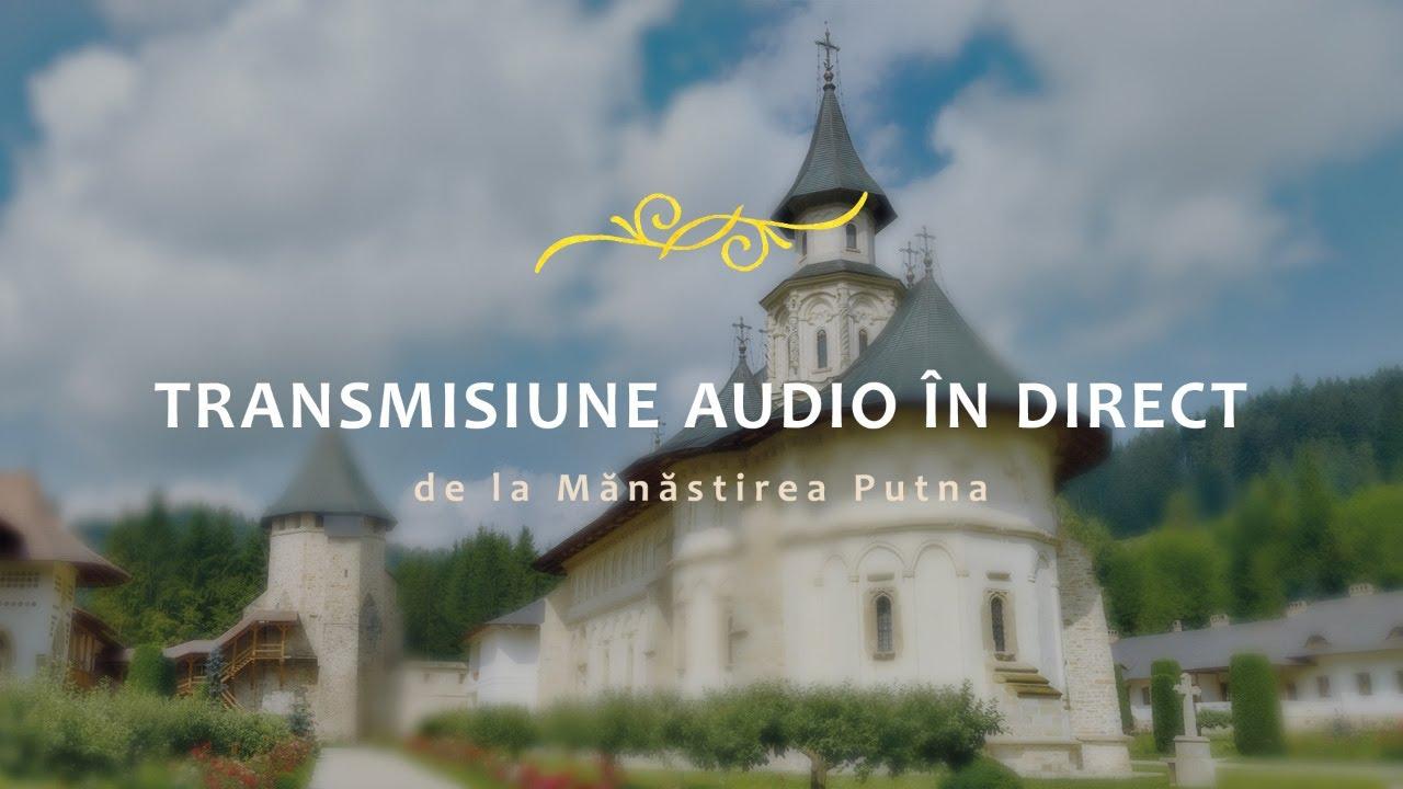 (LIVE) Priveghere la pomenirea Sf. M. Mc. Gheorghe