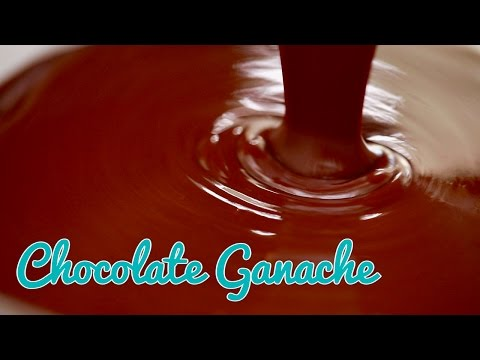 How to Make Chocolate Ganache & 3 Ways to Use It - Gemma's Bold Baking Basics Ep 31 Compress