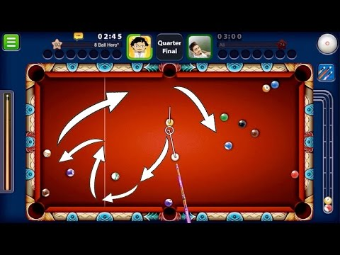 8 Ball Pool - Denial Tutorial | How to Break Build in 8 Ball Pool (No Hacks/Cheats)