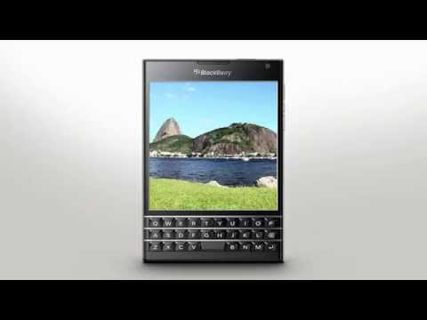 Taking Pictures: BlackBerry Passport - Official How To Demo